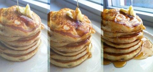 Pancake Syrup Pour