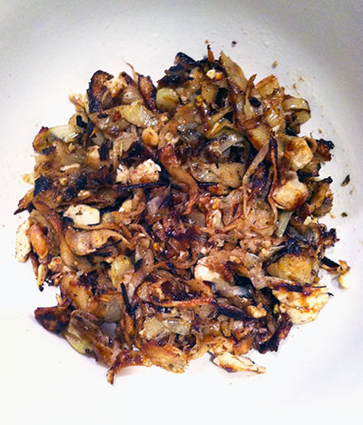 Parsnip and Leek Hash